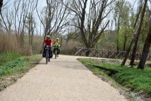 Pista ciclabile Castiglione del Lago