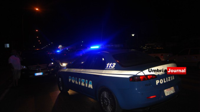 commissario polizia a Castiglione del lago