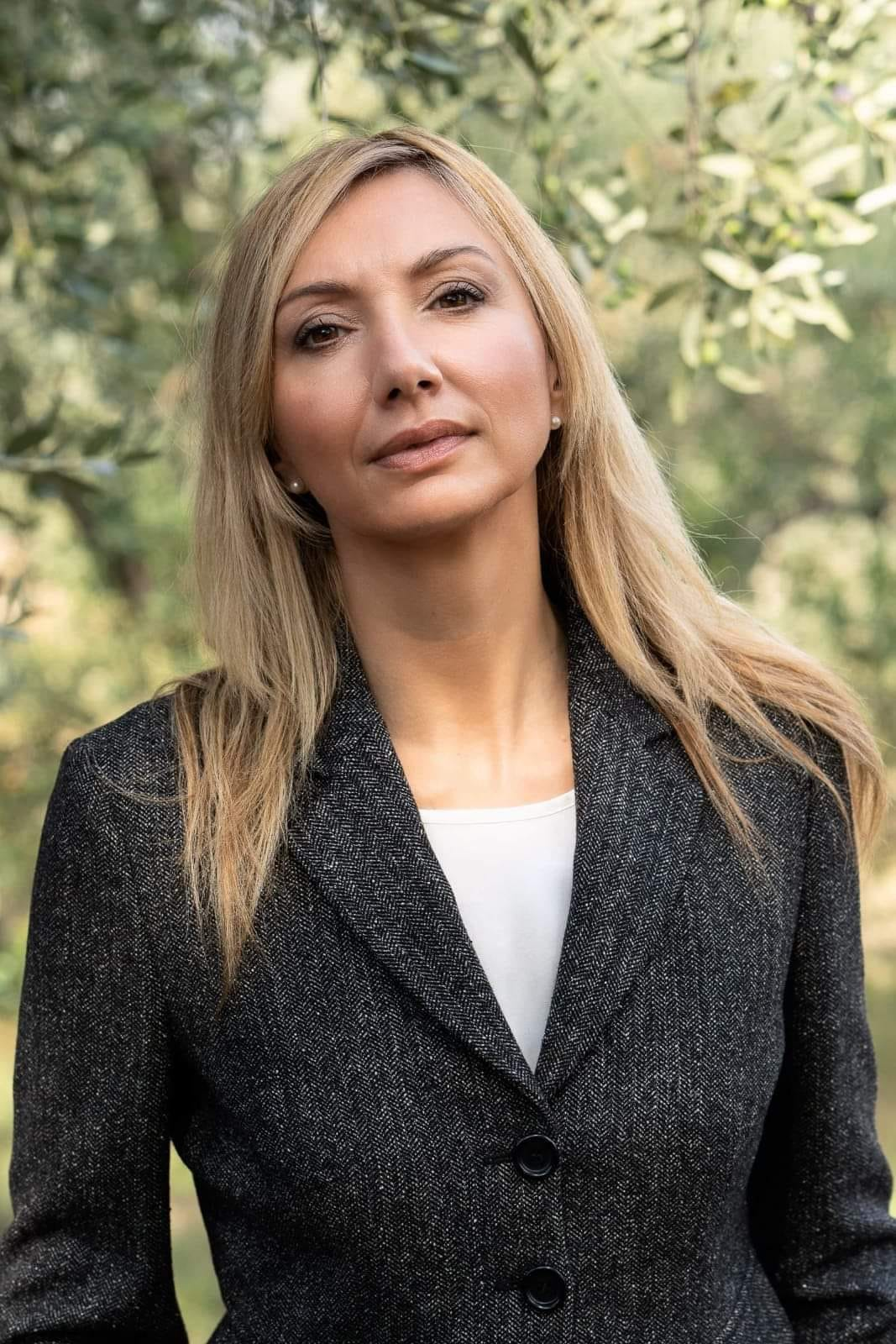 Simona Meloni per l'Umbria - Pd Trasimeno
